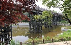 Freedom Bridge.