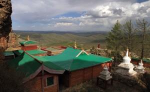 Tuvkhen Monastery.