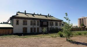 The Bogd Khaan's Winter Palace.