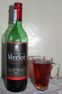 Mongolian Merlot.
