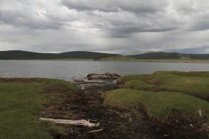 Lake Khuvsgul.