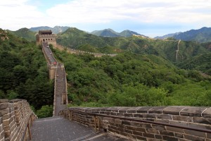 More of the Great Wall.
