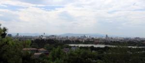 Beijing seen from Jing Shan.