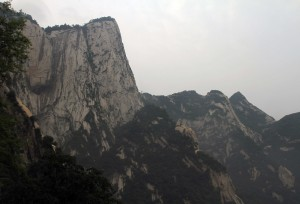 Mount Hua's West peak.