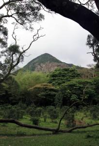 Lantau Peak.