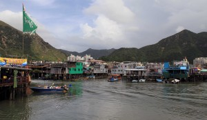 Another view of Tai O.