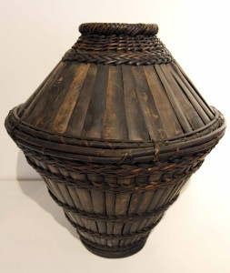 Basket used to collect locusts.