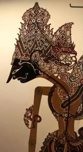 A puppet character named Rama Wijaya.