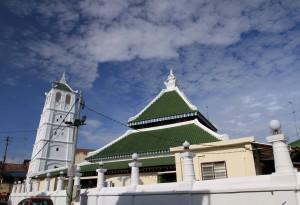Kampung Kling Mosque.