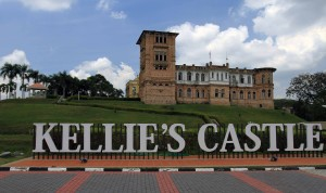 Kellie's Castle.