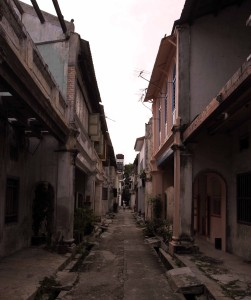 "Panglima Lane (also known as ""Concubine Lane"")."