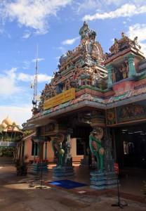 Sri Aruloli Thirumurugan Hindu temple on Penang Hill.