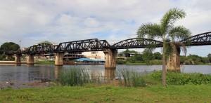 The Bridge on the Kwae Yai.