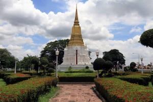 Phra Chedi Sri Suriyothai.