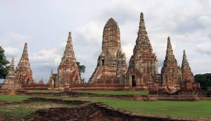 Wat Chaiwatthanaram.