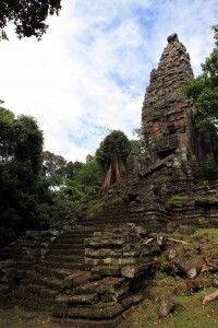 Ruins of Preah Palilay.