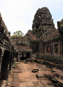 Ruins of Banteay Kdei.