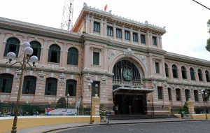 The Saigon Post Office.