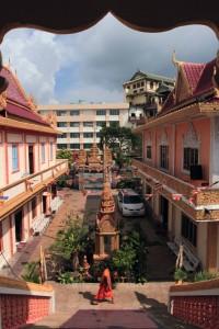 The Khmer Pagoda of Munirangsyaram.