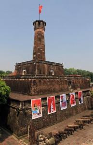 Flag Tower of Hanoi.