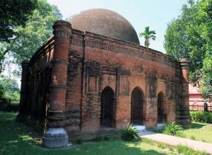 Goaldi Mosque.