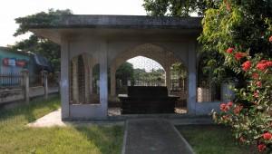 Tomb of Sultan Ghiyassuddin Azam Shah.