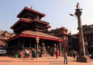 Duttatraya Square.