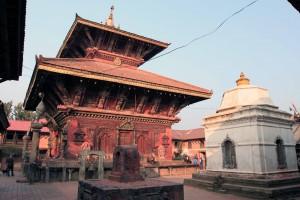 Changu Narayan temple.