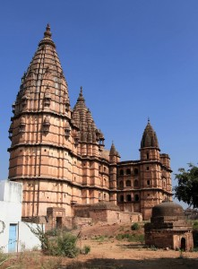Chaturbhuj Temple.