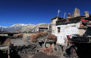 Another view inside Jharkot.