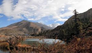 "Dhumbra Tal (""Tal"" means ""Lake"")."