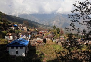 The town of Shikha.
