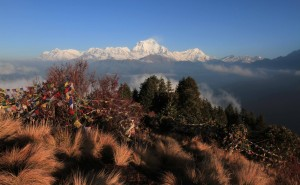 Another view of Dhauligiri.