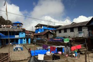 The town of Tadapani.