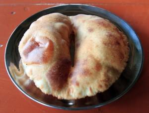 Gurung bread.