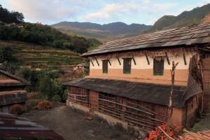 Home in Old Ghandruk.