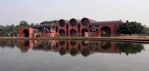 The Lumbini Museum.