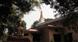 The Royal Buddha Bihar Temple.