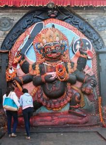 Kal Bhairav.