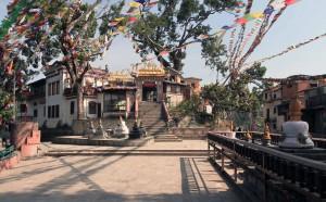 The Whochen Thokjay Choyaling Monastery.