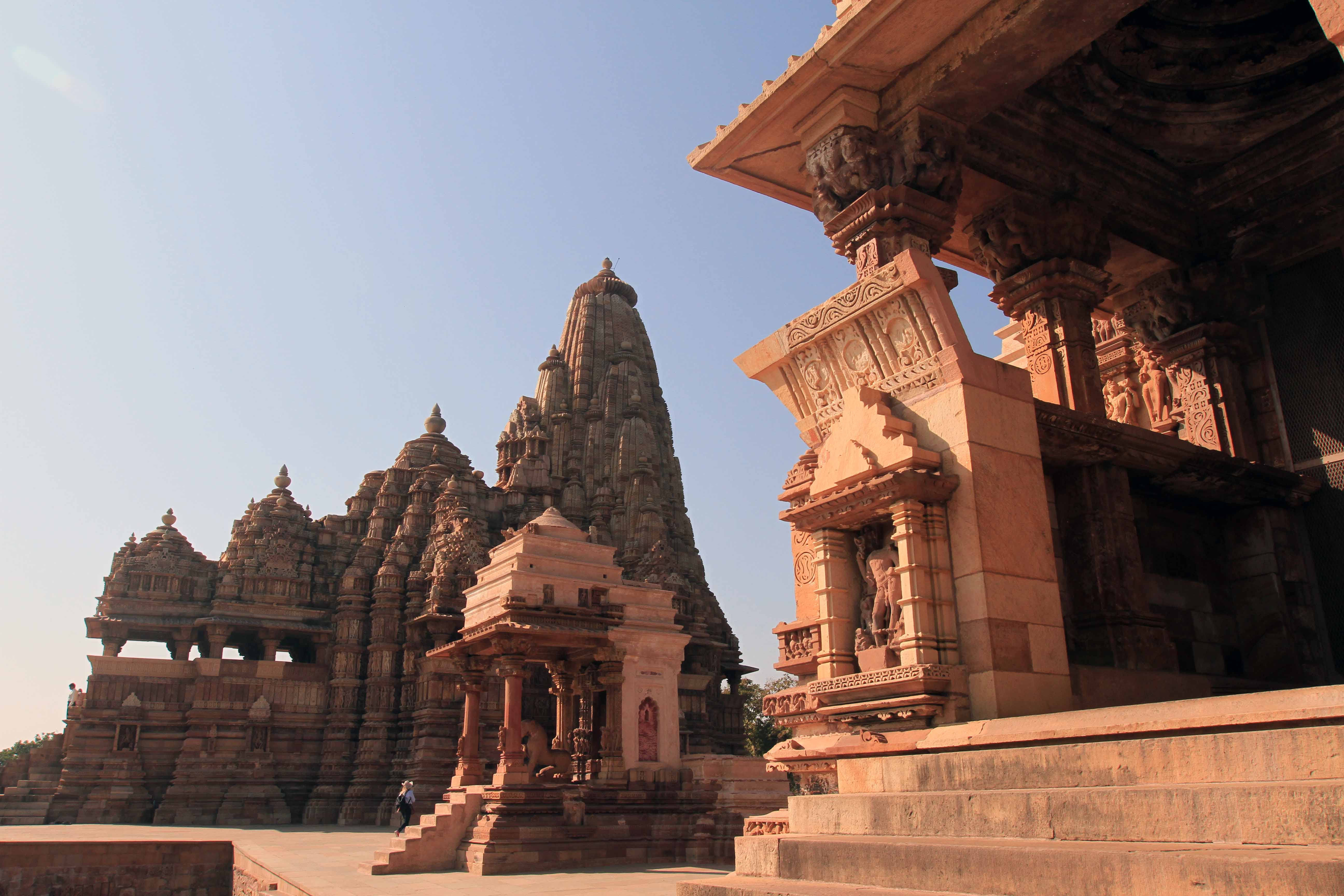 November 30, 2014   The Wolff Chronicles Kandariya Mahadeva Temple Inside