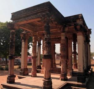 Ghantai Temple.