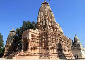 The Parsvanatha Temple.