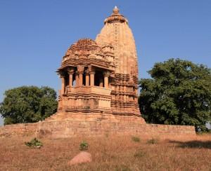 Chaturbhuja Temple.