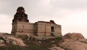 Sarasvathi temple.