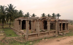 A temple outside the Zanana Enclosure.