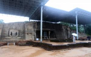 Gal-Vihara, in Polonnaruva.