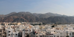 View of Muscat.