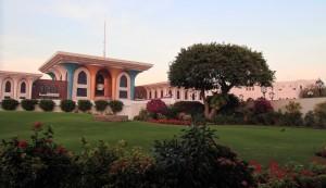 Qasr Al Alam Palace.