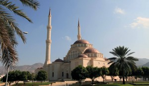 Said Bin Taimur Mosque.